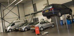 bedrijfswagen Eindhoven